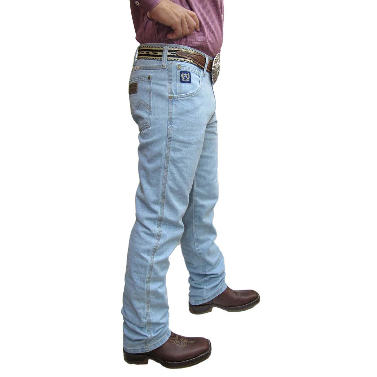 7c6023585 ... Kit 3 Calças Jeans Country Masculina Nossa Terra Farm Tradicional ...