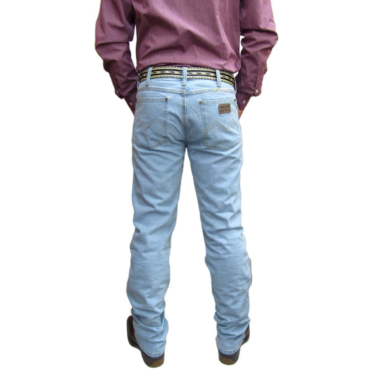 ed6d2f4c32385a Kit 3 Calças Jeans Country Masculina Nossa Terra Farm Tradicional ...
