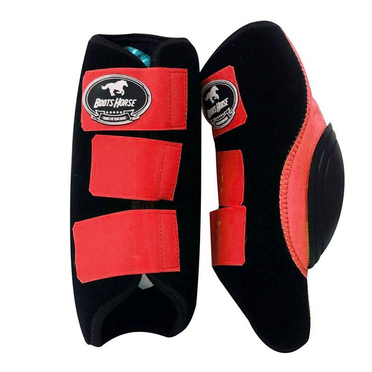 Skid Boot Boots Horse Para Cavalo Varias Cores
