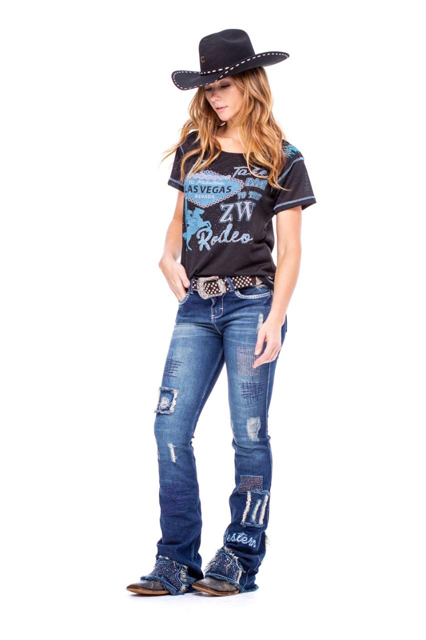 T-Shirt Zenz Western Nevada