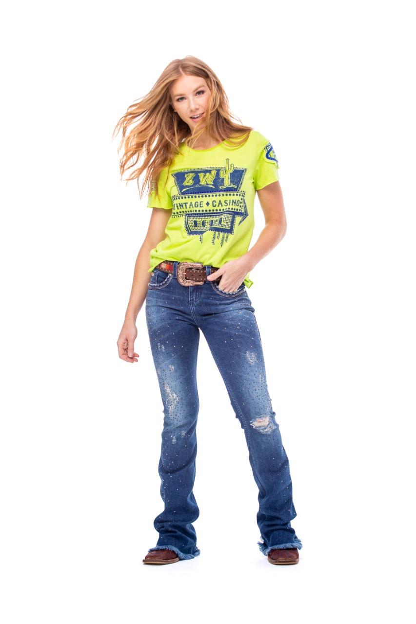 T-Shirt Zenz Western Vegas Vic