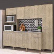 Cozinha Modulada Completa Meissa 4 Peças - Arte Cas