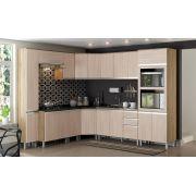 Cozinha Modulada Integra 3 - 8 Peças - Henn