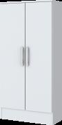 Armario  Multiuso Briz B14 1,30m 2 Portas - Henn