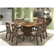 Sala de Jantar Platinum - Viero Móveis
