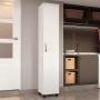Armário Multiuso Organizador 1 Porta Luxo  - Móveis Gonçalves