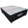 Cama Box Conjugada Casal Supreme D28 138x188x041cm Preto - Gazin