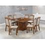 Conjunto Mesa de Jantar Atena com 8 Cadeiras Alice - Sonetto