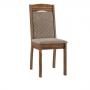 Conjunto Sala Jantar Mesa Iza com Vidro e Tampo Off/White 4 Cadeiras Alice  - Sonetto