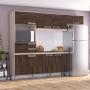 Kit cozinha completa Henn B107 7 Portas 2 Gavetas
