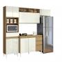 Cozinha Compacta Thais Balcao de 48Cm Com Tampo - Aramoveis
