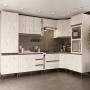 Cozinha Modulada 12 Peças Canto Oblíquo Premium 100% MDF - Arte Cas