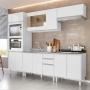 Cozinha Modulada 5 Peças 100% MDF Kali - Nicioli