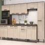 Cozinha Modulada Completa 6 Peças Meissa - Arte Cas