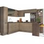 Cozinha modulada Luana 12 Peças - Arte cas