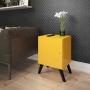 Mesa de Cabeceira Com Porta Linha Colors - Arte Cas