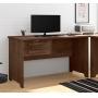 Escrivaninha/Mesa de Estudos Alemanha com 2 Gavetas com Chave  - RV  Moveis