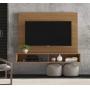 Painel Home Para Tv Até 50 Polegadas 2 Nichos Alpes
