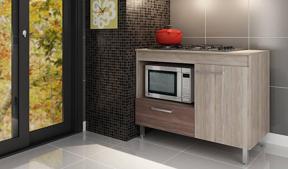 Balcão para CookTop e Forno - Art Cas