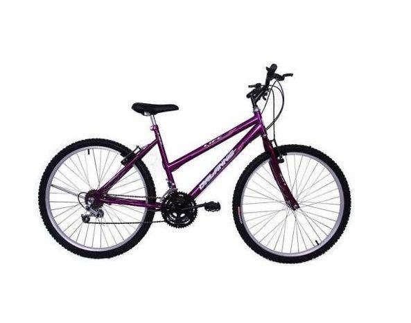 Bicicleta Aro 26 Feminina Life - Dalannio