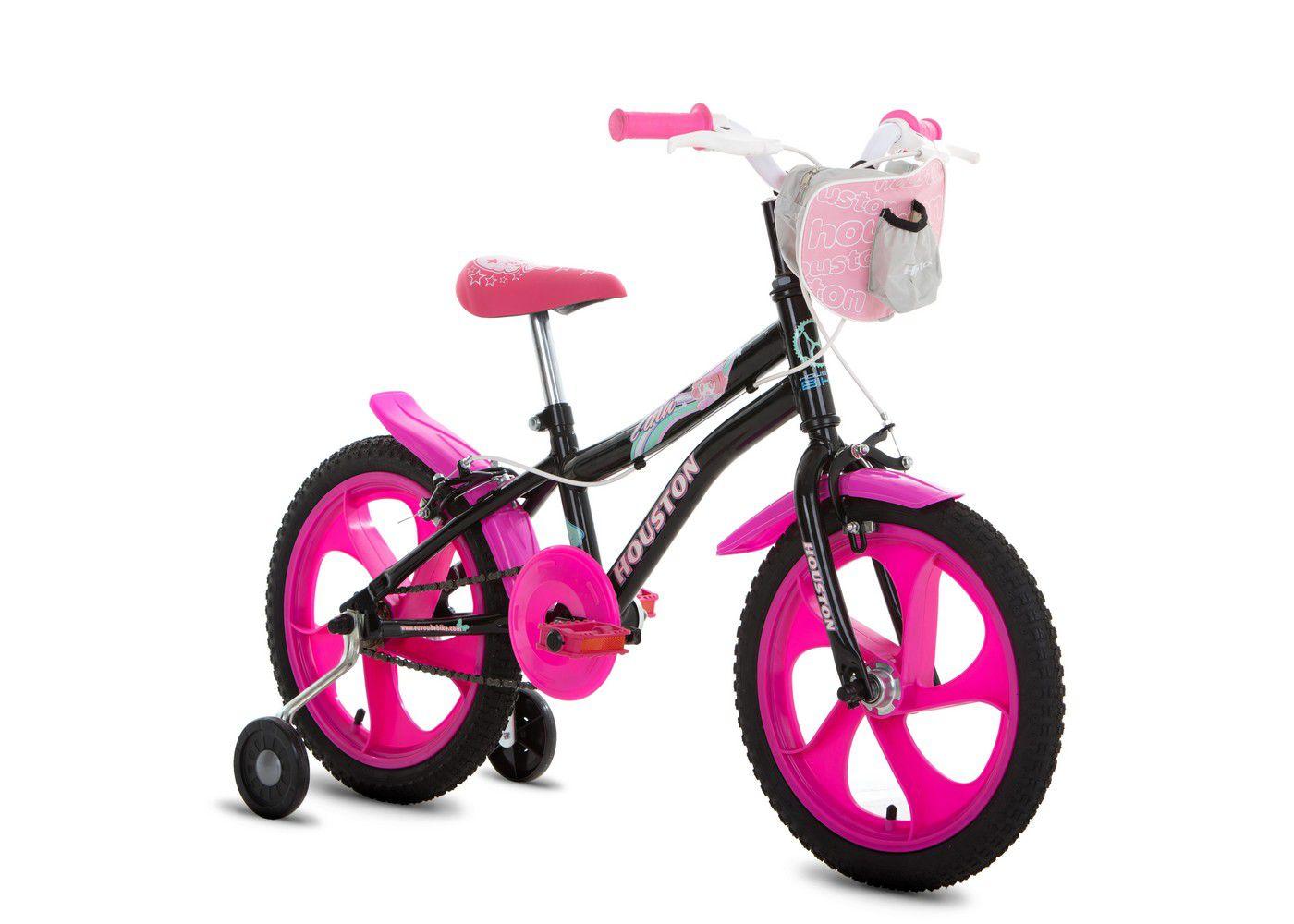 Bicicleta infantil Aro 16 Feminina Tina - Houston