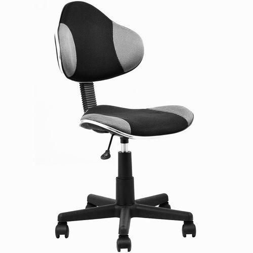 Cadeira de Escritorio Giratória Anatômica  Secretária com Regulagem de Altura - Bulk