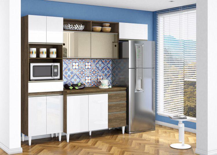 Cozinha Clara - Aramóveis