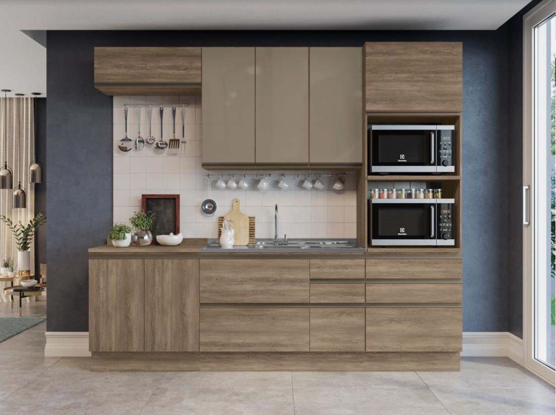 Cozinha completa Planejada Maxxi 5 Peças - Kappesberg