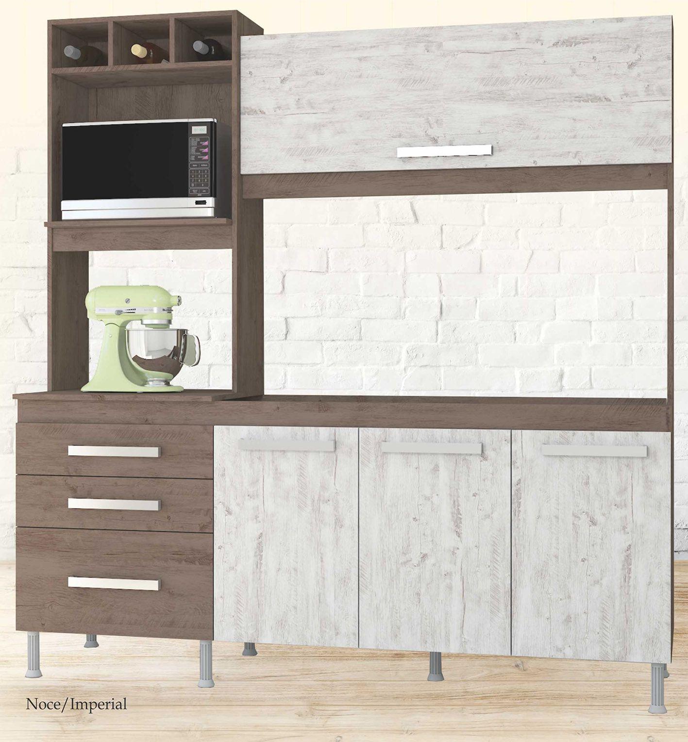 Cozinha Compacta Letícia - Astra