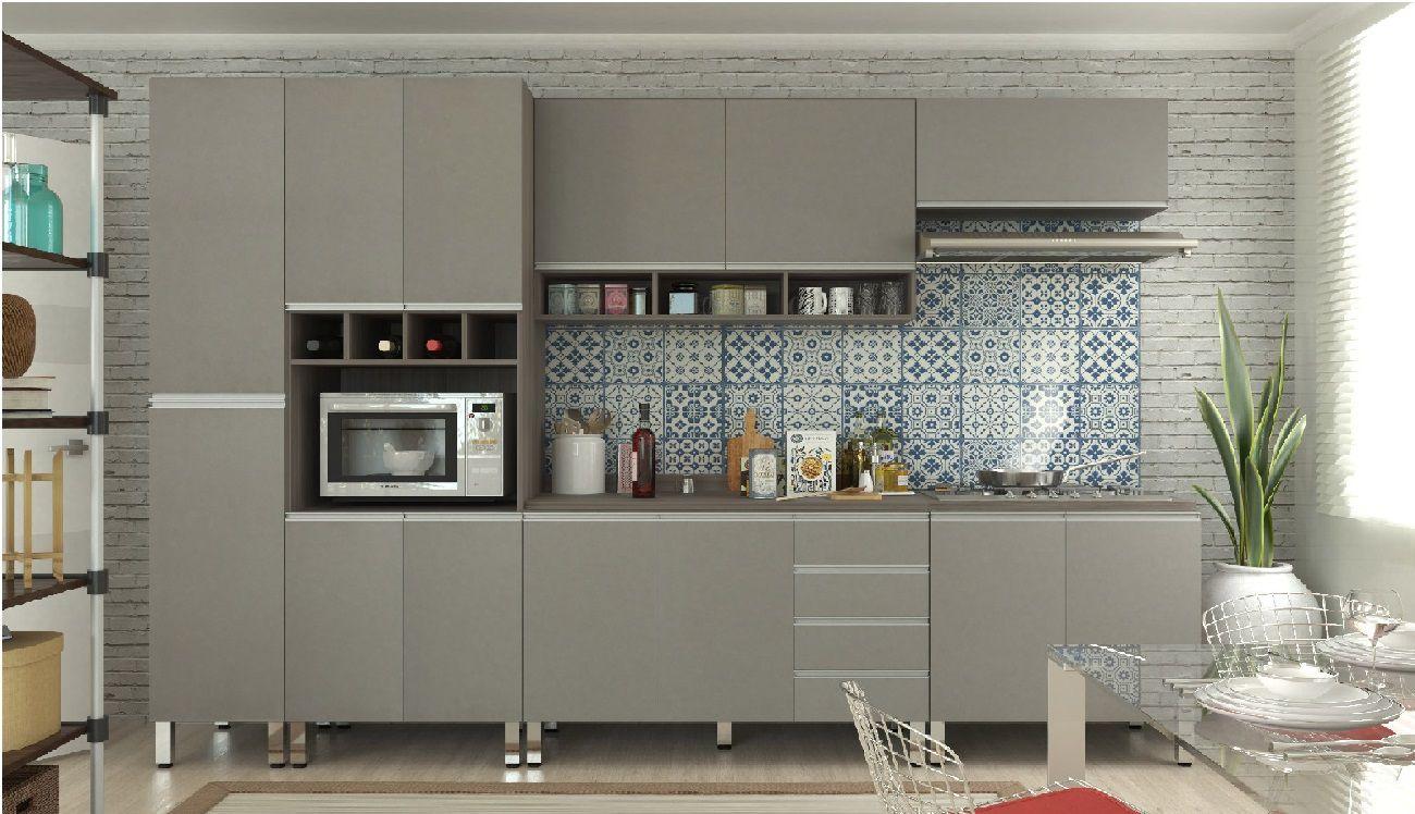 Cozinha Modulada Cannes 2 - Luciane