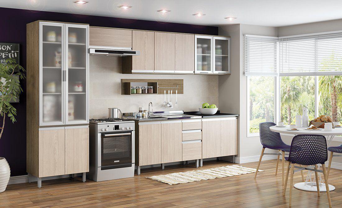 Cozinha Modulada Integra 1 - Henn