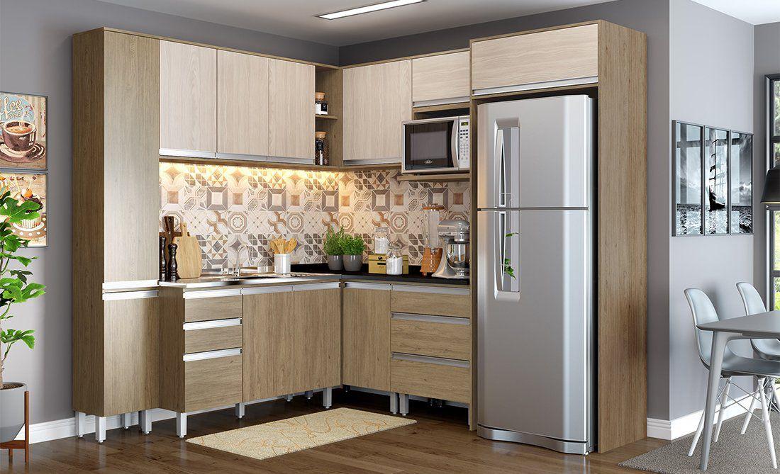 Cozinha Modulada Integra 2 - Henn