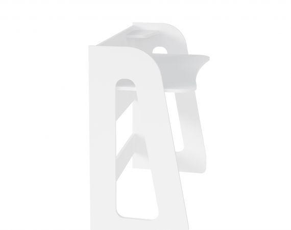 Escrivaninha para Notbook Cyber Artely - Branco