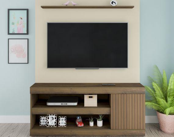 Estante Home Capri para TV até 60 Polegadas 1 Porta - Artely