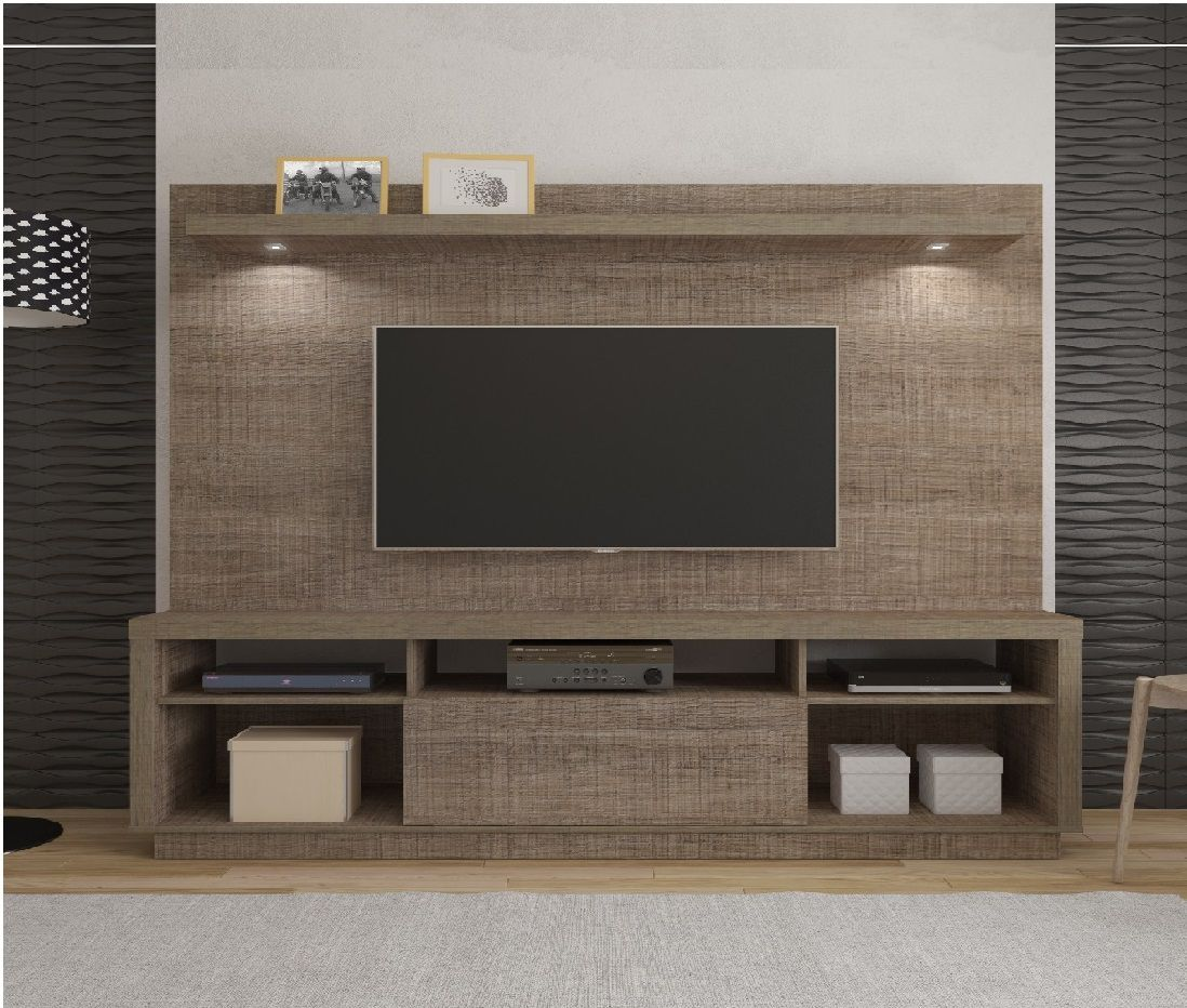 Estante Home para TV até 47 Polegadas Santorini - Artely