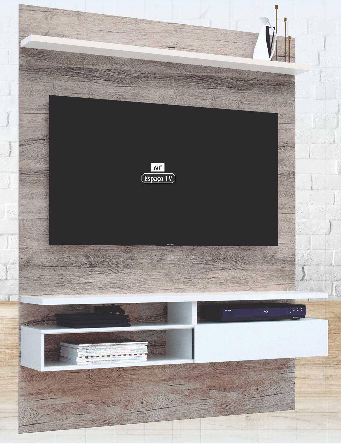 """Home Suspenso Sirius Para Tv até 60"""" - Astra"""
