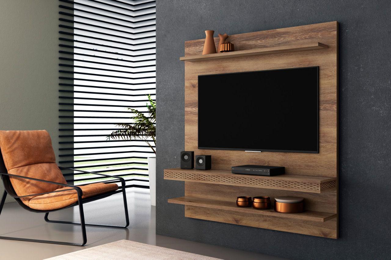 HOME SUSPENSO  para TV até 55 Polegadas Web - Frade