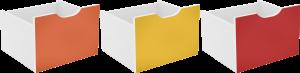 Kit 03 Gavetas Organizadoras  – QMovi