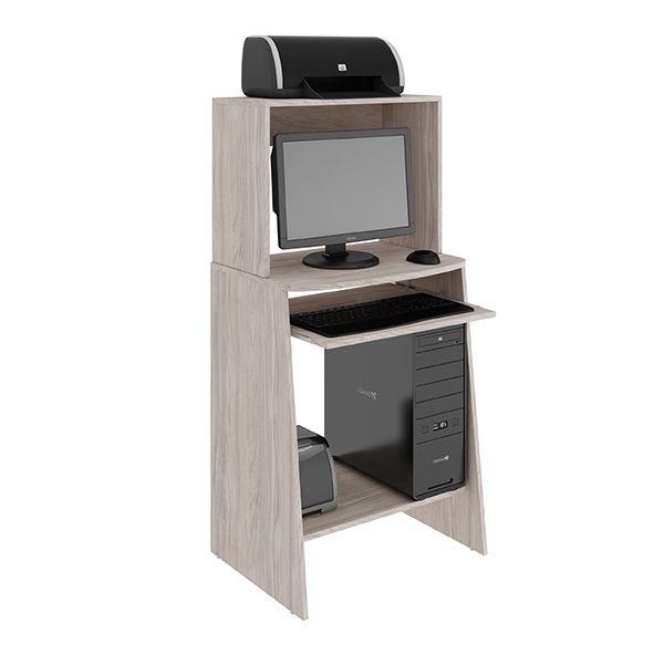 Mesa de Computador Torre  420 Patina - Arte Cas
