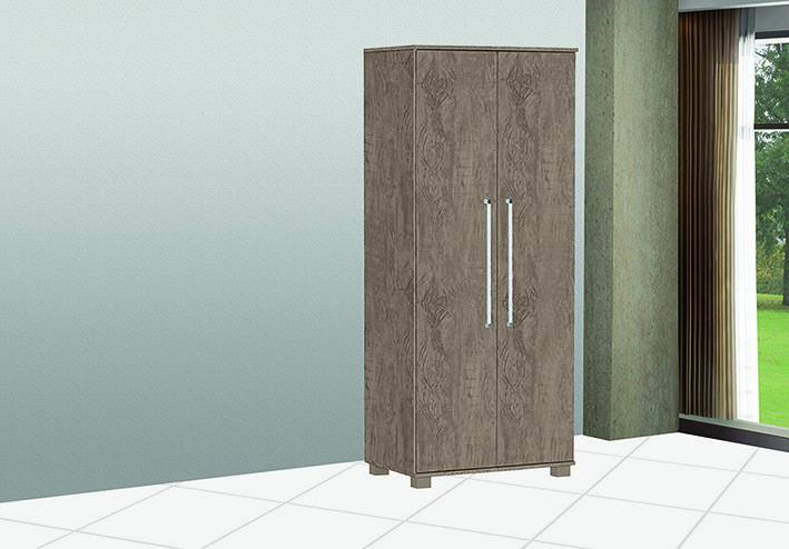 Armario Multiuso 2 Portas Dallas - Fênix