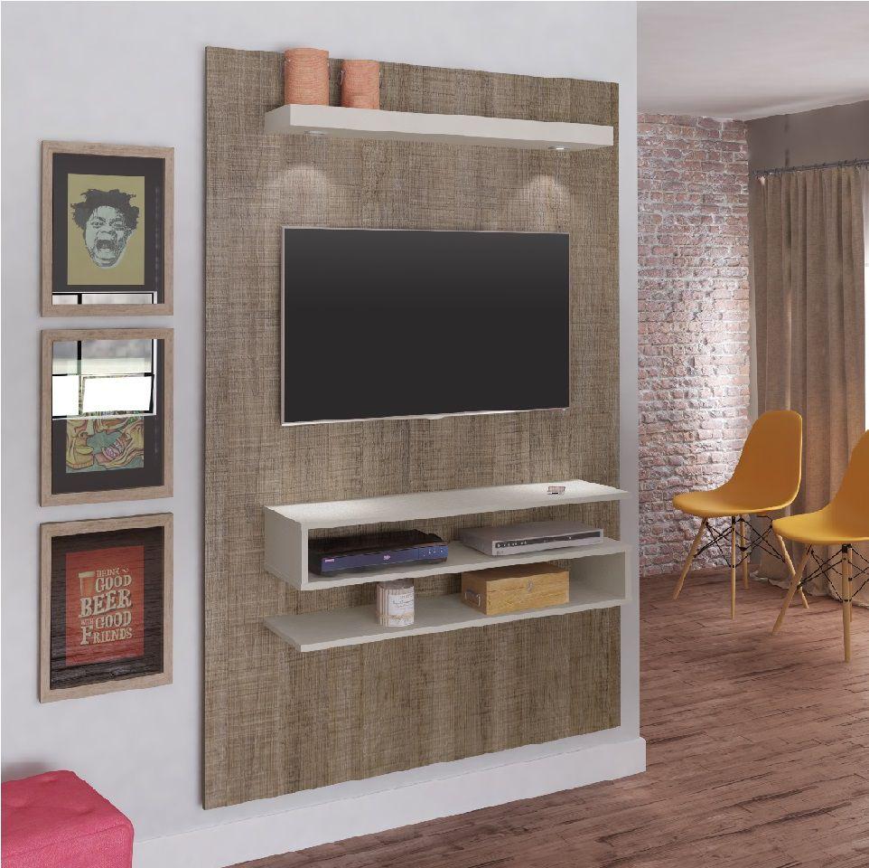 Painel Nexus para TV até 47 Polegadas com LED - Artely