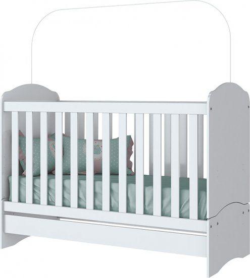 Quarto Infantil Bebê Completo Caju - Henn