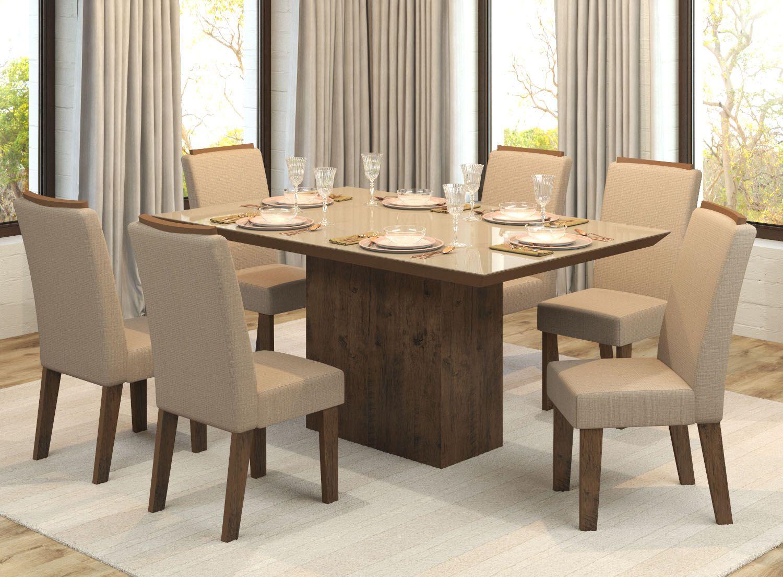 Sala de Jantar Majestic - Viero Móveis