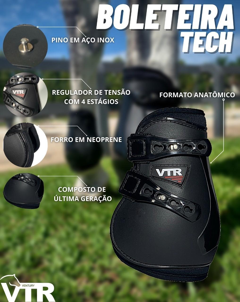 Boleteira VTR Tech Jump - Lançamento