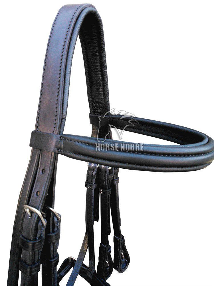 Cabeçada de Adestramento Black Horse