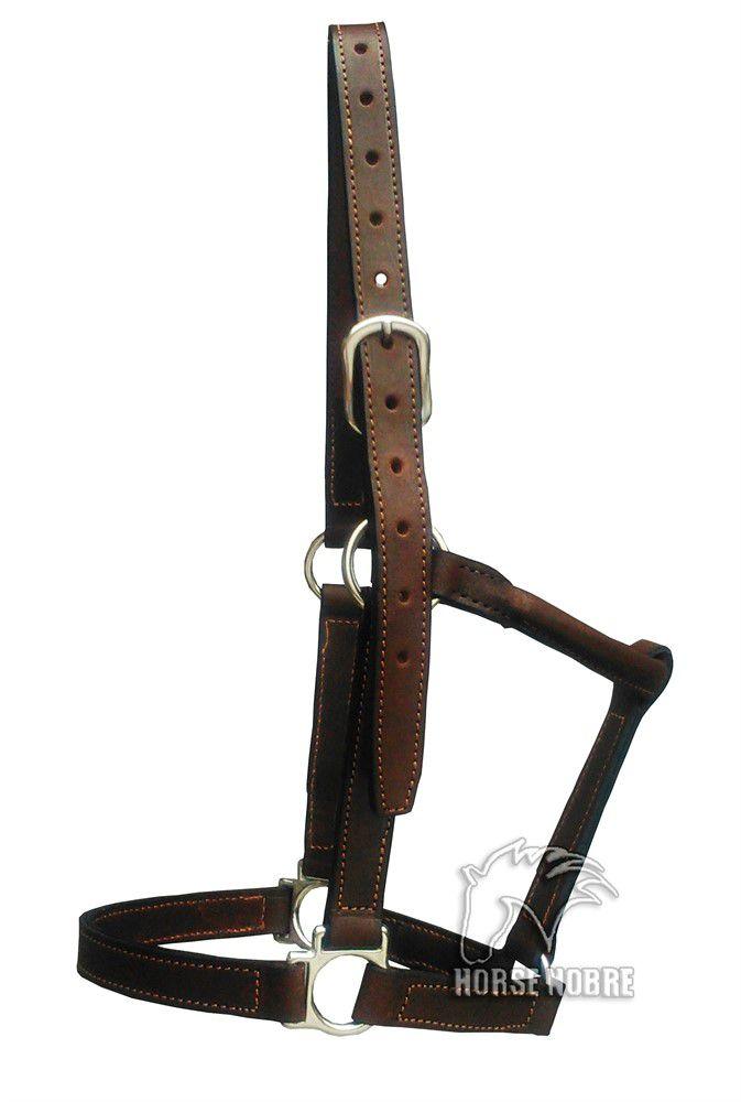 Cabresto de Couro Horse Nobre