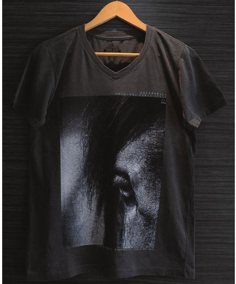 Camiseta Masculina - Close Eye