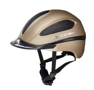 Capacete Ked Paso - Carbono Gold