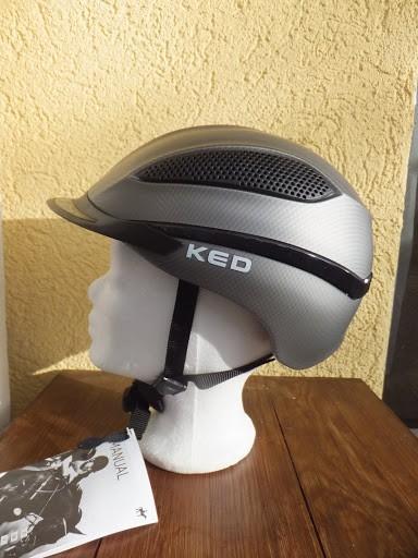 Capacete Ked Paso - Titanium Mesh