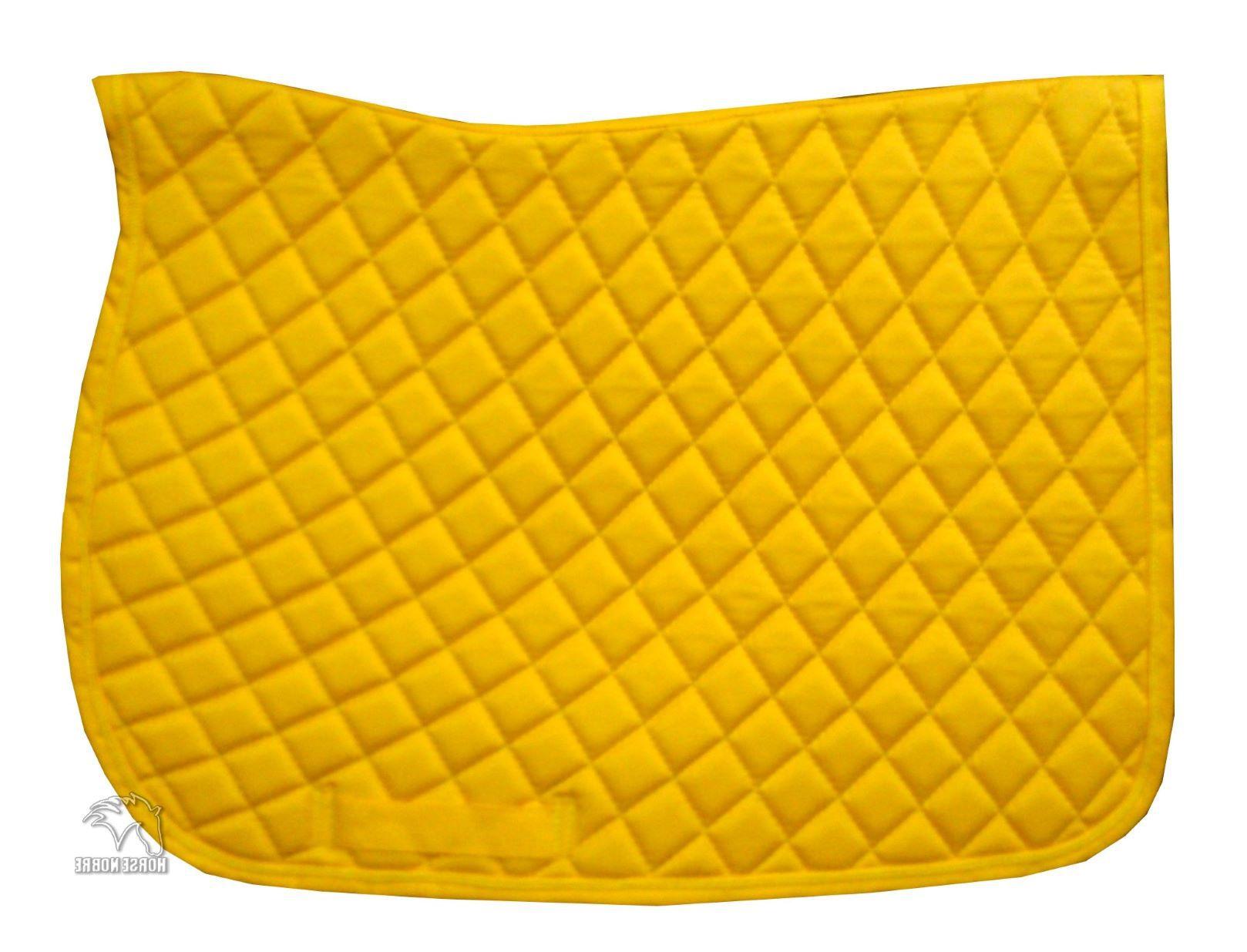 Manta Para Hipismo (Amarelo)
